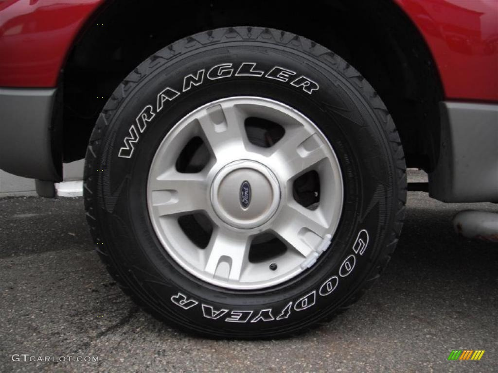 2003 Ford Explorer Sport XLT 4x4 Wheel Photo #47137707
