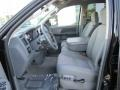 Medium Slate Gray Interior Photo for 2007 Dodge Ram 3500 #47138040