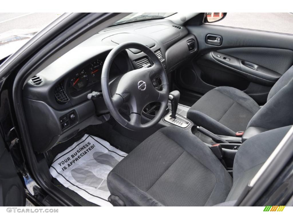 Charcoal Interior 2006 Nissan Sentra 1.8 S Photo #47138103 ...