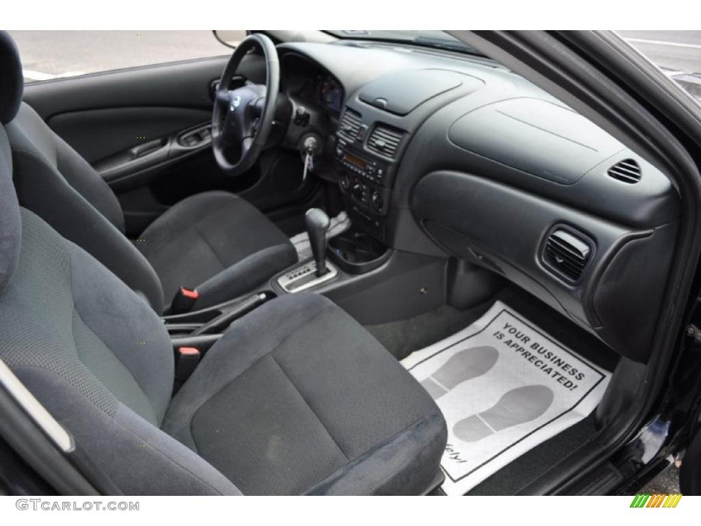 2006 nissan sentra 1 8 s interior photos