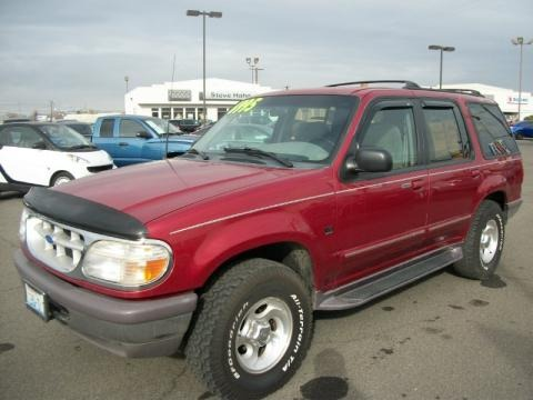 1997 Ford Explorer XLT 4x4 Data, Info and Specs
