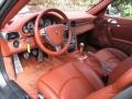 Terracotta Interior Photo for 2007 Porsche 911 #47145567