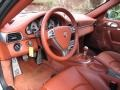 Terracotta Steering Wheel Photo for 2007 Porsche 911 #47145642
