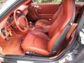 Terracotta Interior Photo for 2007 Porsche 911 #47145657