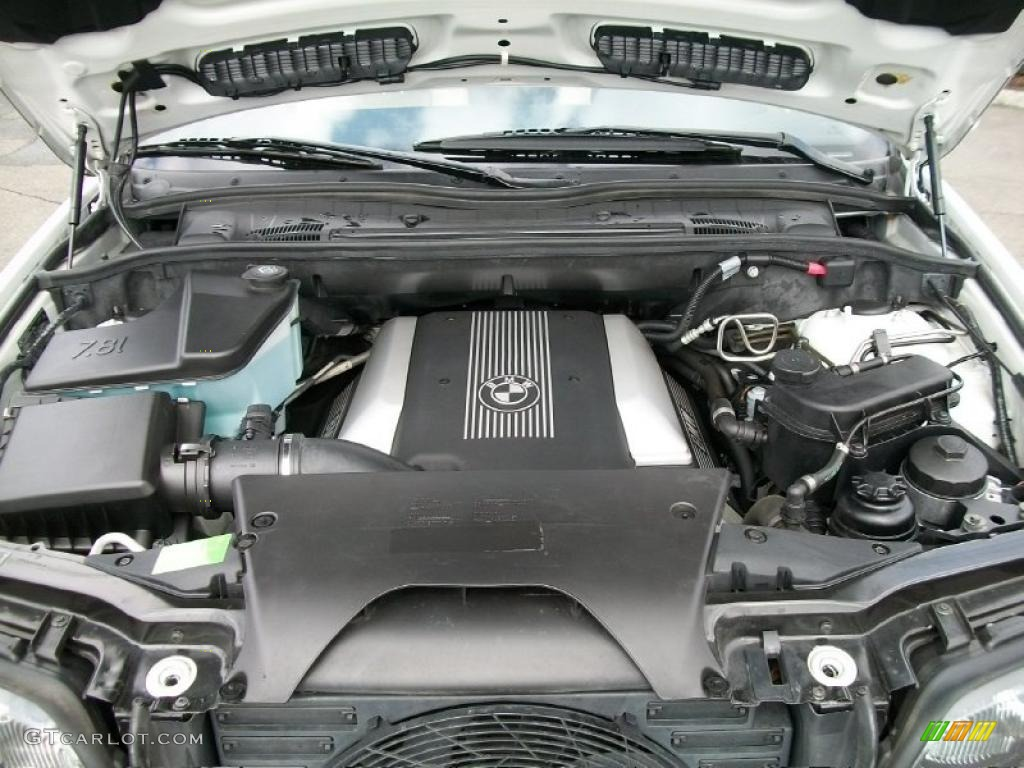 2002 bmw x5 4 4 liter dohc 32 valve v8 engine photo. Black Bedroom Furniture Sets. Home Design Ideas