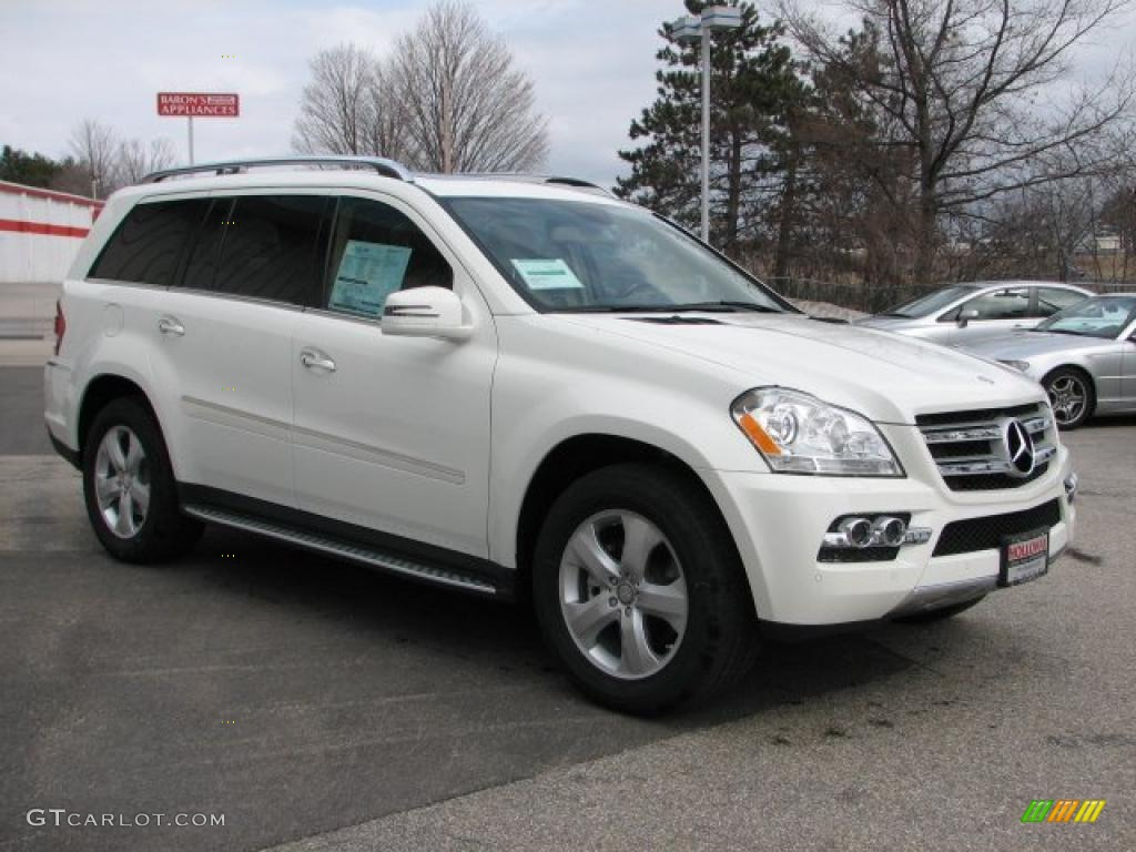 arctic white 2011 mercedes benz gl 450 4matic exterior photo 47146461. Black Bedroom Furniture Sets. Home Design Ideas