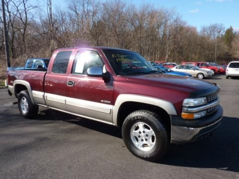 2002 Chevrolet Silverado 1500 Extended Cab 4x4 Data, Info and Specs