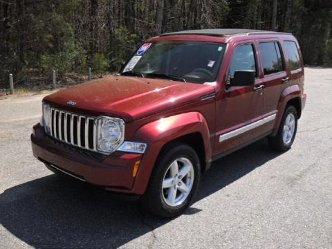 2008 jeep liberty limited data info and specs. Black Bedroom Furniture Sets. Home Design Ideas