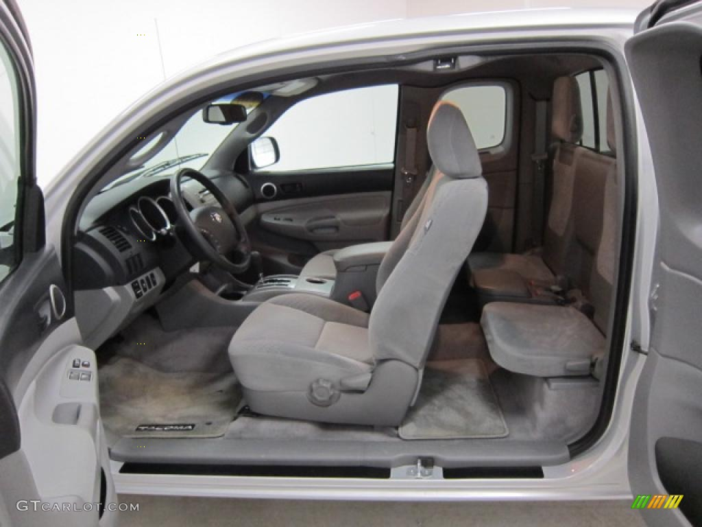 2007 Toyota Tacoma Access Cab News >> 2009 Toyota Tacoma SR5 Access Cab interior Photo #47159208 | GTCarLot.com
