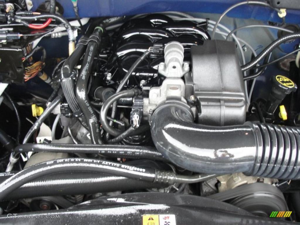 2004 ford f150 v6 engine