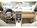 Beige Dashboard Photo for 2008 Audi A4 #47160582