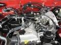 2.4 Liter DOHC 16-Valve 4 Cylinder 1996 Toyota Tacoma Extended Cab Engine