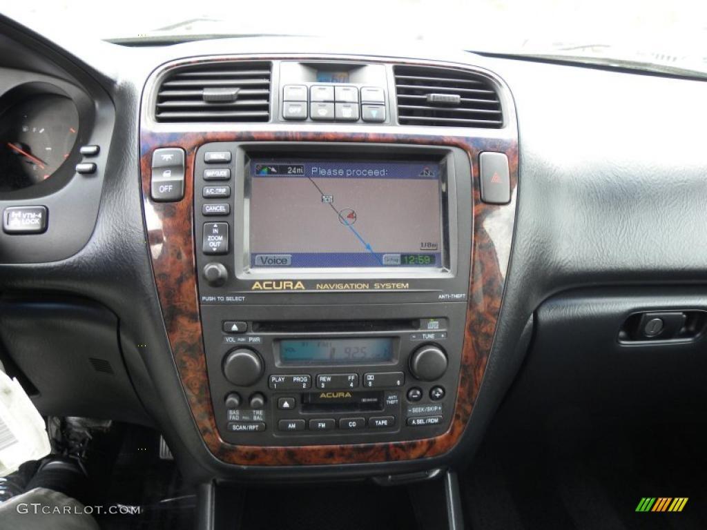 Acura MDX Standard MDX Model Navigation Photo - Acura mdx navigation system