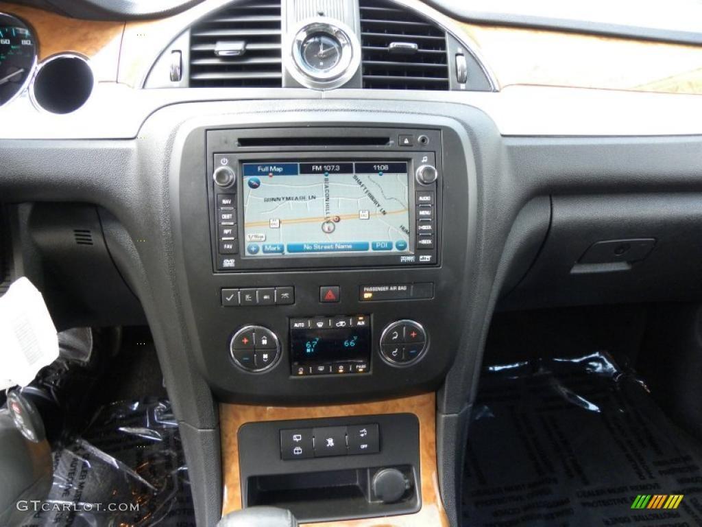 2008 Buick Enclave CX Navigation Photos