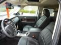 Charcoal Black Interior Photo for 2010 Ford Flex #47177016