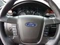 Charcoal Black Steering Wheel Photo for 2010 Ford Flex #47177112