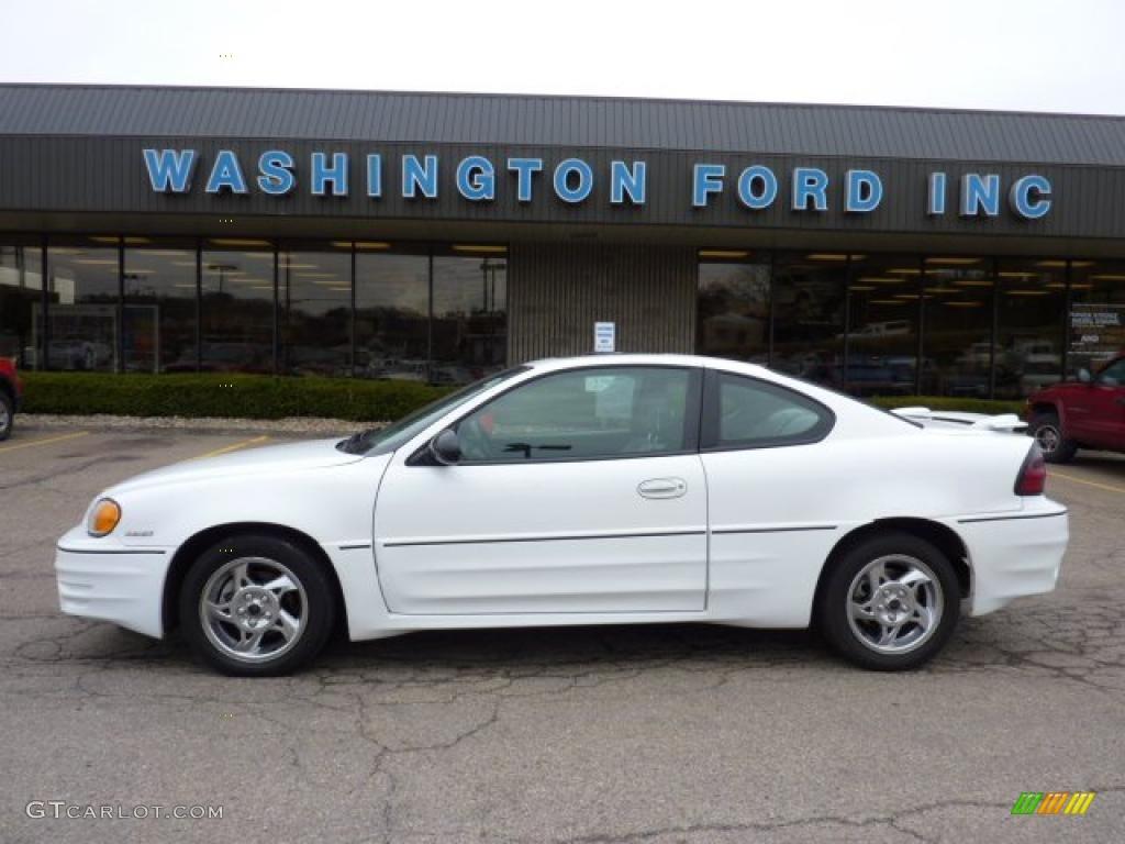 2003 Summit White Pontiac Grand Am Gt Coupe 47157562 Gtcarlot Com Car Color Galleries