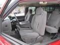2006 Victory Red Chevrolet Silverado 1500 Z71 Extended Cab 4x4  photo #15