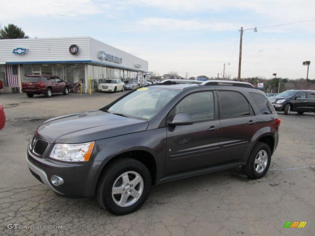 2007 granite grey metallic pontiac torrent awd 47157744 for Inside 2007 torrent