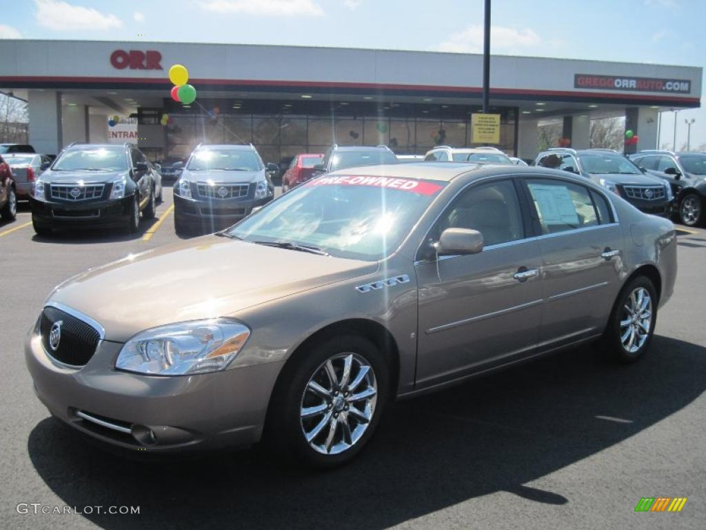 2007 Buick Lucerne Black >> 2006 Sandstone Metallic Buick Lucerne CXS #47157597 | GTCarLot.com - Car Color Galleries