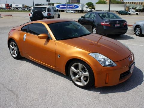 2006 nissan 350z coupe data info and specs. Black Bedroom Furniture Sets. Home Design Ideas