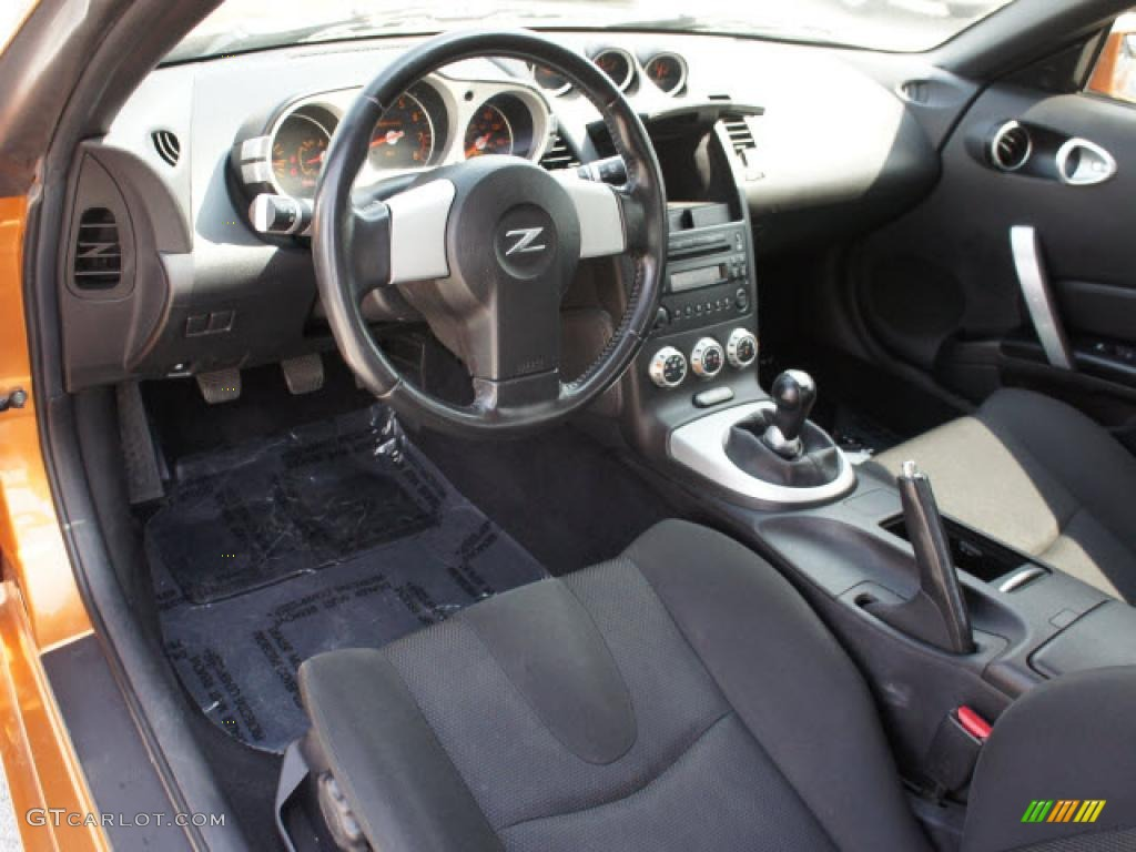 2006 nissan 350z coupe interior photo 47194343. Black Bedroom Furniture Sets. Home Design Ideas