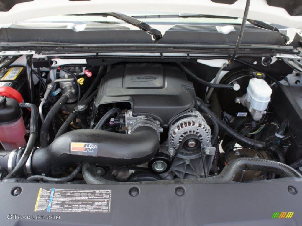2008 chevrolet silverado 1500 ls regular cab 5 3 liter flex fuel ohv 16 valve vortec v8 engine. Black Bedroom Furniture Sets. Home Design Ideas