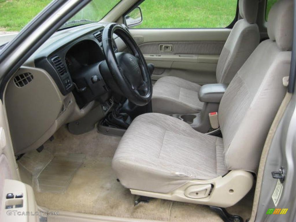 2000 Nissan Frontier Se V6 Extended Cab 4x4 Interior Photos