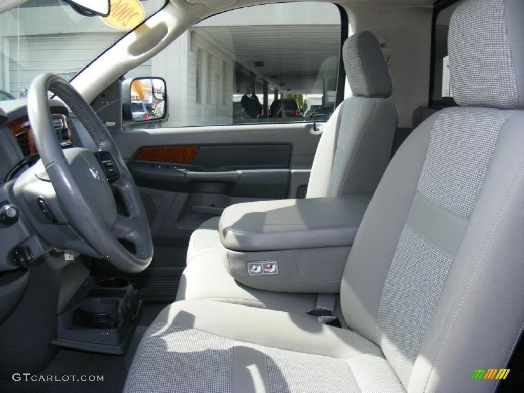 2006 Dodge Ram 1500 Slt Trx Regular Cab 4x4 Interior Photo 47202413