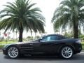 2008 SLR McLaren Roadster Galaxite Black Metallic