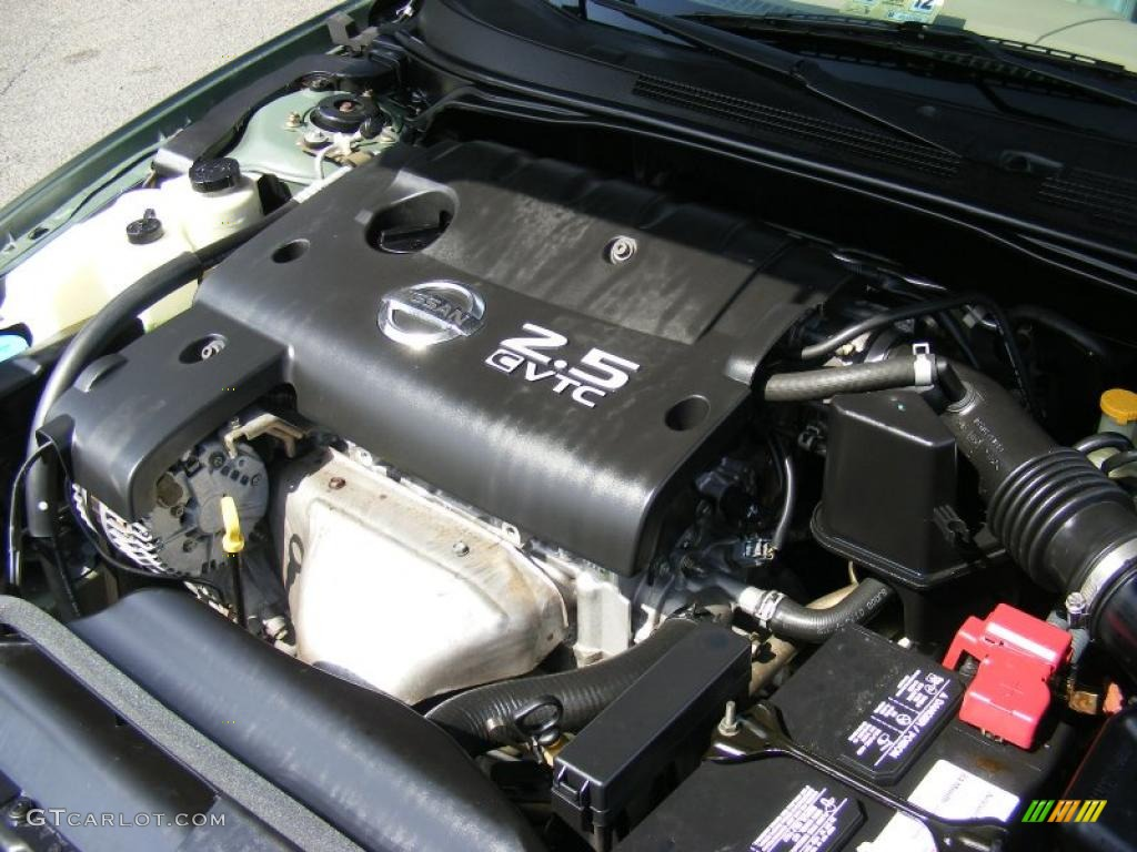 2003 Nissan Altima 2 5 Sl Engine Photos Gtcarlot Com