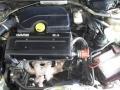 1997 900 S Coupe 2.3 Liter DOHC 16-Valve 4 Cylinder Engine