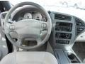 Dashboard of 2004 Rendezvous CXL AWD