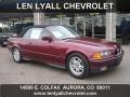 Calypso Red Pearl 1995 BMW 3 Series 325i Convertible