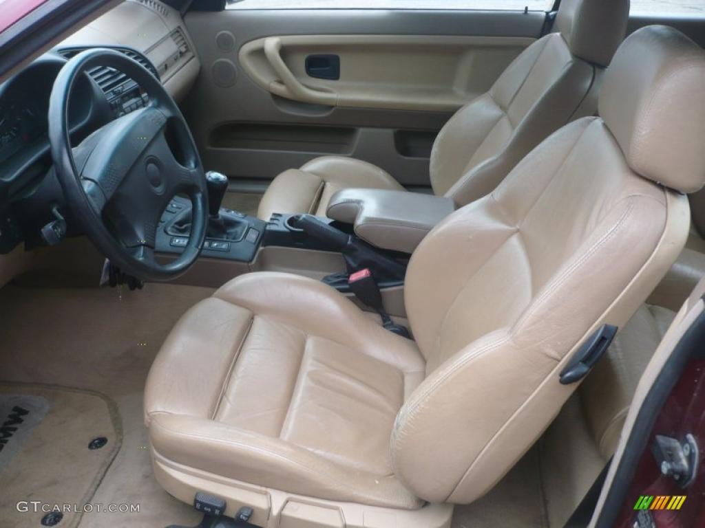 1995 BMW 3 Series 325i Convertible interior Photo ...