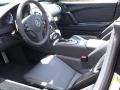 2008 SLR Black Interior