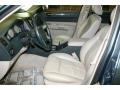 Deep Jade/Light Graystone 2006 Chrysler 300 Interiors