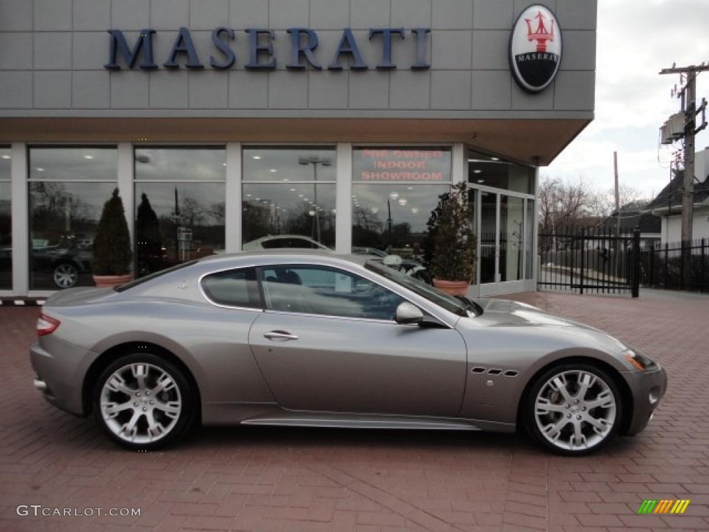 Grey Metallic Car Paint >> Grigio Nuvolari (Grey Metallic) 2009 Maserati GranTurismo S Exterior Photo #47219900 | GTCarLot.com