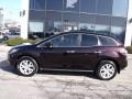 Black Cherry Mica 2008 Mazda CX-7 Gallery