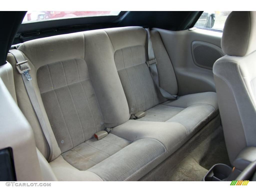 2004 Chrysler Sebring Convertible Interior Color Photos