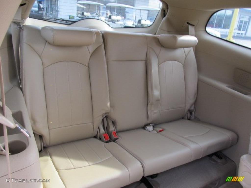 Interior 47223776on 2012 Buick Enclave Cxl