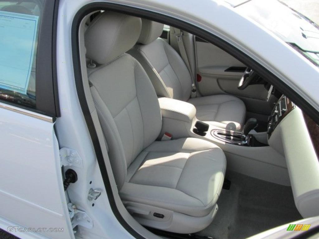 Gray Interior 2011 Chevrolet Impala Lt Photo 47226689
