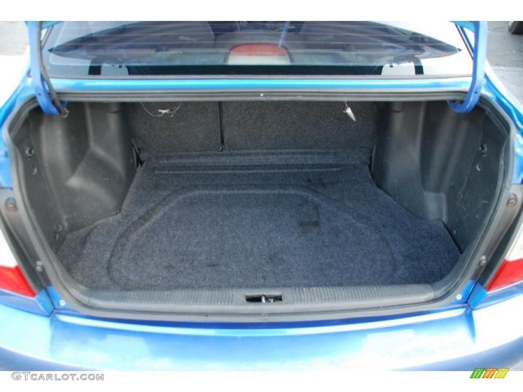 2002 Hyundai Accent Gl Sedan Trunk Photo 47226968 Gtcarlot Com