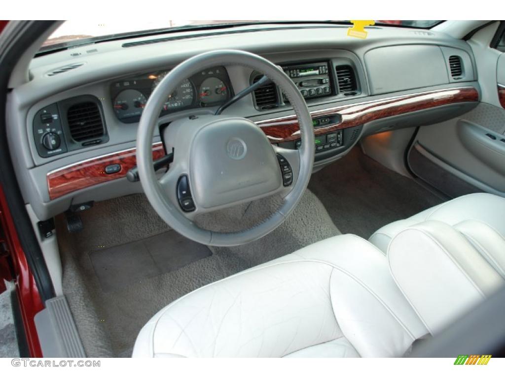 Light graphite interior 2000 mercury grand marquis ls photo 47227271