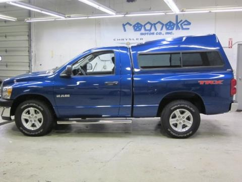 2008 Dodge Ram 1500 TRX Regular Cab Data, Info and Specs