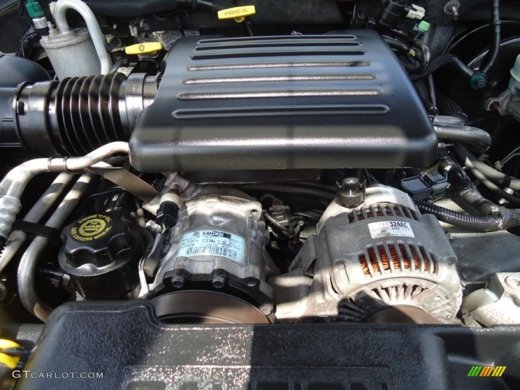 on 2002 Dodge Dakota Slt Specs