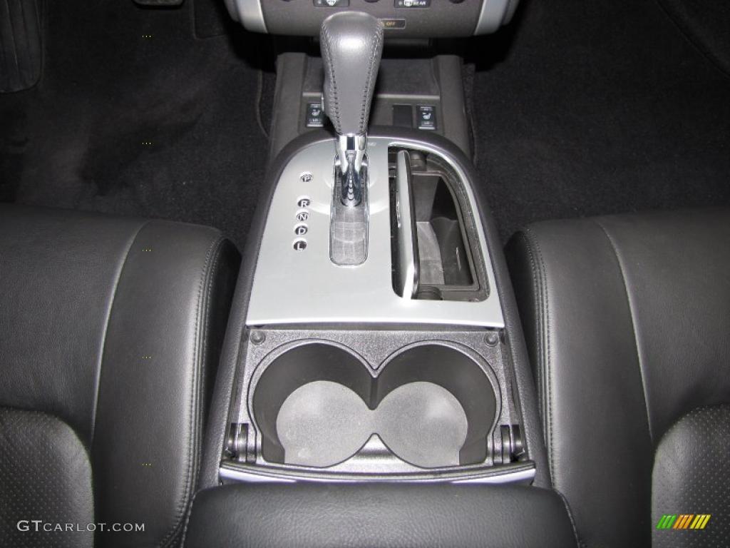 2010 Nissan Murano Sl Xtronic Cvt Automatic Transmission