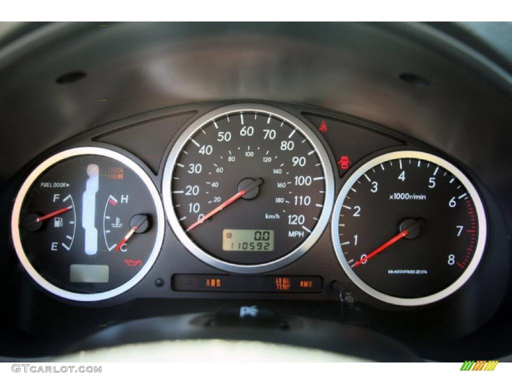 2005 subaru impreza outback sport wagon gauges photo 47232335 2005 subaru impreza outback sport wagon gauges photo 47232335 vanachro Images