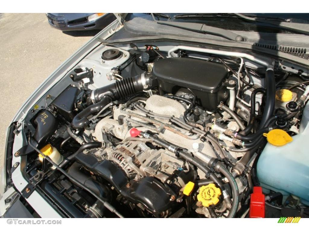 2005 Subaru Impreza Outback Sport Wagon 2 5 Liter Sohc 16