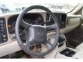 Tan Steering Wheel Photo for 2001 Chevrolet Suburban #47233697